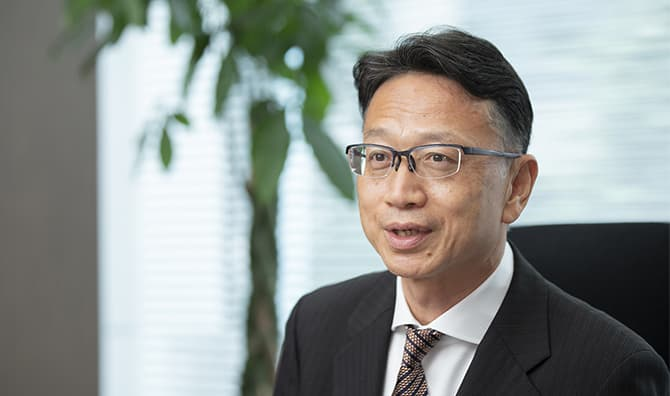 Seiichi Kiso, President and CEO